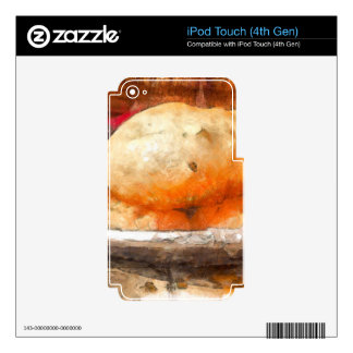 The tasty Bhatura Skin For iPod Touch 4G