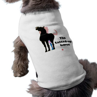 The tatted-up horse T-Shirt