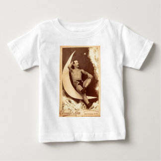 The Tattooed Man In The Moon Baby T-Shirt