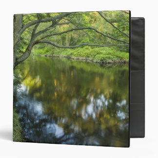 The Taunton River in Bridgewater, 3 Ring Binder