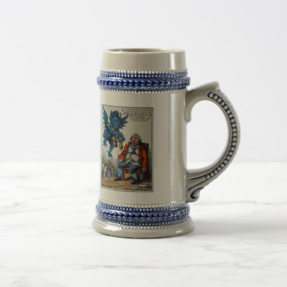 The Tax Man Cometh! 18 Oz Beer Stein