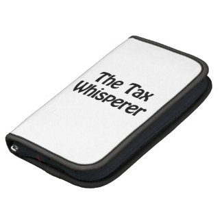 the tax whisperer organizers