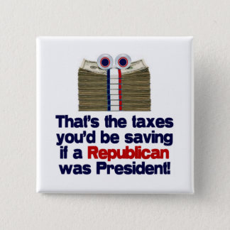 The Taxed You'd Be Saving Button