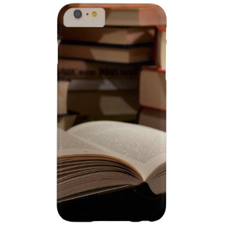 The TBR Book Stack Barely There iPhone 6 Plus Case