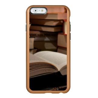 The TBR Book Stack Incipio Feather Shine iPhone 6 Case