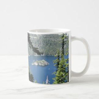 The Tea House at Lake Tahoe Coffee Mug