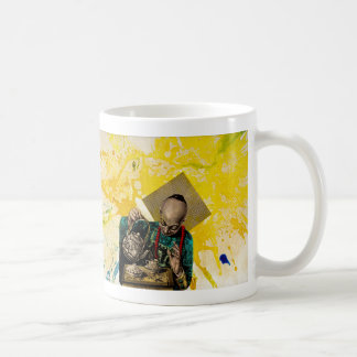 The Tea Man by Michael Moffa Coffee Mug