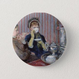 The Tea Pinback Button