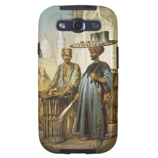 The Tea Seller, from 'Souvenir of Cairo', 1862 (li Samsung Galaxy S3 Covers