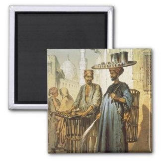 The Tea Seller, from 'Souvenir of Cairo', 1862 (li Magnet