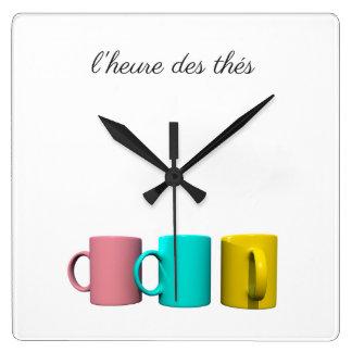 The tea time