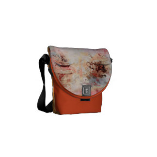The tea time courier bag