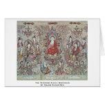 The Teaching Budha Sakyamuni By Chang Sheng-Wen Card