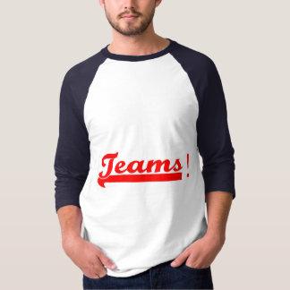 The Teams Baseball Shirt