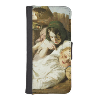 The Tease iPhone 5 Wallet Cases