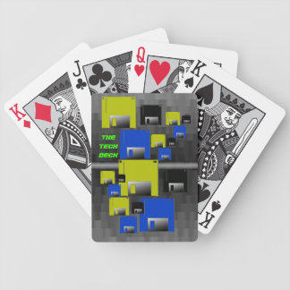 the tech deck bicycle playing cards