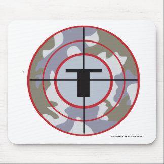 The Techno Tribe Logo Mousepad
