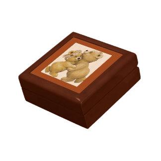 The Teddy Bear Affair Gift Box