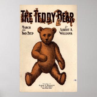 The Teddy Bear Poster