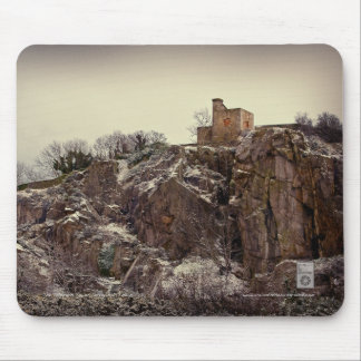 The Telegraph Tower, Dalkey Hill, Dublin Mouse Pad
