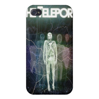 THE TELEPORT iPhone Case iPhone 4/4S Cover