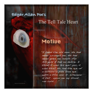 The Tell Tale Heart: Motive Poster