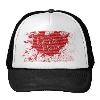 The Tell Tale Heart Trucker Hat