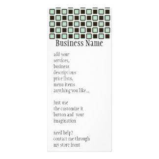 The Telly Rack Card