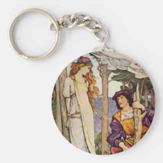The Tempest Keychain