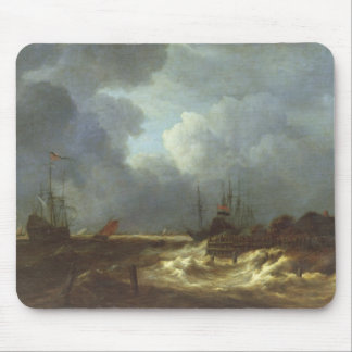 The Tempest Mouse Pad