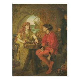 The Tempest Postcards