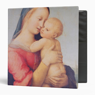 The 'Tempi' Madonna, 1508 3 Ring Binder