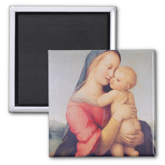 The 'Tempi' Madonna, 1508 Magnet