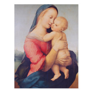 The 'Tempi' Madonna, 1508 Postcard