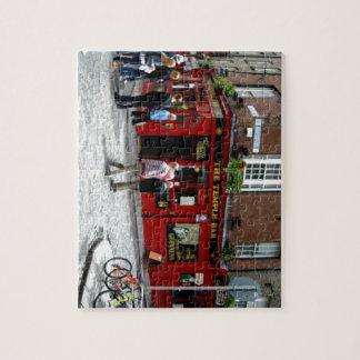 The Temple Bar, Dublin, Ireland Jigsaw Puzzle
