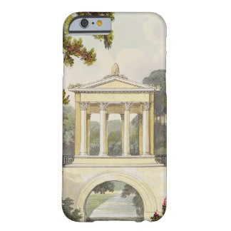 The Temple Bridge, from Ackermann's 'Repository of Barely There iPhone 6 Case