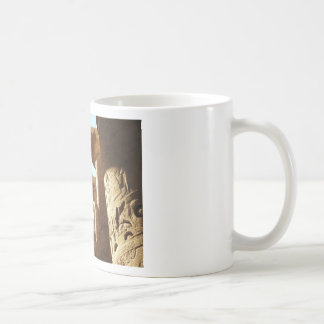 The Temple Complex of Karnak in Thebes, Egypt Coffee Mugs