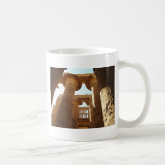 The Temple Complex of Karnak in Thebes, Egypt Mug