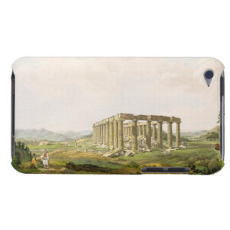 The Temple of Apollo Epicurius, plate 25 from Part Barely There iPod Cover