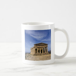 The Temple of Concordia in  Agrigento,Italy Coffee Mug