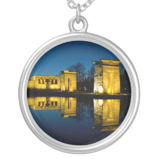 The Temple of Debod in Madrid Spain Jewelry