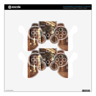 The Temple of Isis on Philae island Vasily Polenov Decal For PS3 Controller