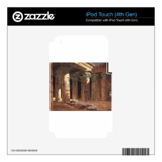 The Temple of Isis on Philae island Vasily Polenov Decals For iPod Touch 4G