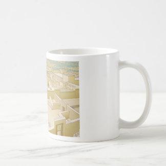 The Temple of Jerusalem Classic White Coffee Mug