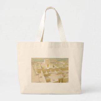 The Temple of Jerusalem Large Tote Bag