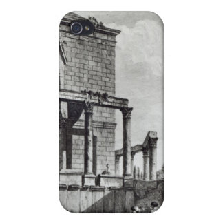 The Temple of Jupiter in the palace of iPhone 4/4S Case