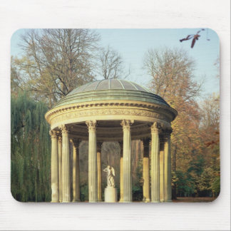 The Temple of Love in the Parc du Petit Mouse Pad
