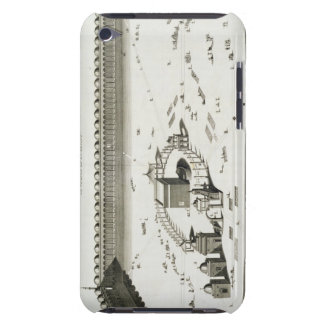 The Temple of Mecca (engraving) iPod Touch Case-Mate Case