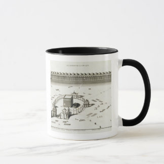 The Temple of Mecca (engraving) Mug