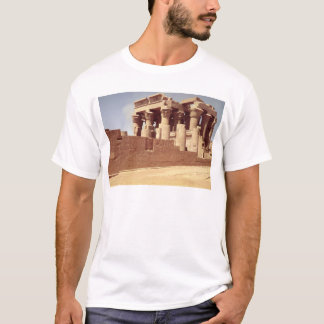 The Temple of Sobek and Haroeris T-Shirt